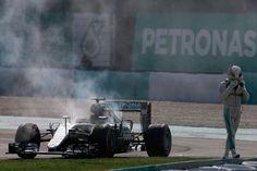 メルセデス:ルイス・ハミルトンに悪夢 / F1マレーシアGP  [F1 / Formula 1]