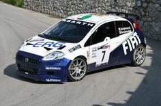 Fiat Grande punto Sporting rally 2012 Italian design