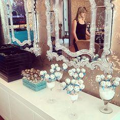 Evento delicia! Tudo lindo! Ateliê deuso das queridas @leticiaperanovichdaniel e @boutiquedeluxo ❤️❤️❤️ #minigomagourmet