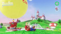 Home Sweet Home (Super Mario Odyssey) Mario Kart, Mario Bros, Super Mario 1985, Super Mario Art, Video Game Industry, Video Game News, Super Mario Birthday, Nintendo Switch, Bowser
