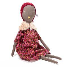 Jess Brown Doll · Rosa
