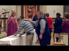 » Rite of Election and Call to Continuing Conversion at St. Peter Catholic Church