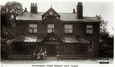 The Refreshment Rooms, Boggart Hole Clough Old Pictures, Old Photos, Salford, Local History, Derbyshire, Prefab, Good Old, Manchester, England
