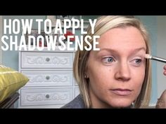 SeneGence-ShadowSense-How to apply - YouTube