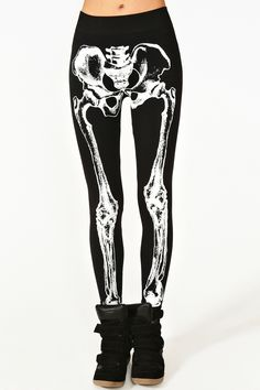 X Ray Leggings i just finished a future pregnant mama's halloween costume by repinning this