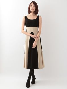 aa015dabbc6b6 トリプルの同系色でのカラーコーディネイトがとても美しいドレス。スカート部分の