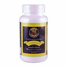 Greens Today Superfood for Energy Citrus - 60 Chewable Wafers by Greens Today. $22.64. bromelainPapain)5 mg*     Red Beet Juice Powder4 mg*     Wild Imported Rose Hips4 mg*     Astragalus Membranaceus3 mg*     Royal Jelly (6% 10H2DA)3 mg*     Cholestatin (rich source of beta sitosterol)3 mg*     Pau d'Arco Powder2 mg*     Fo-Ti Powder (Ho Shou Wu)2 mg*     Milk Thistle (std. ext. 80%)2 mg*     Dandelion Root Powder2 mg*     Hawthorn Berry (std. ext. 80%)2 mg*     ...