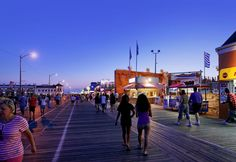 The 8 Most Walkable Beach Towns in America  - HouseBeautiful.com