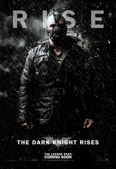 actually go see the dark knight rises for bane. my favorite batman villain. incredible.