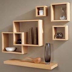 Diseño De Repisas   Casas E Ideas Https://www.facebook.com. Wall Shelves ...