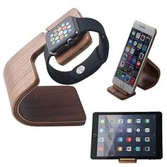 Apple Watch Stand, Mkeke@ [Charging Dock] Apple Watch Charging Stand [Apple Watch Stand], Iwatch Wood Charging Stand Bracket Docking Station Stock Cradle Holder for Both Apple Watch 38mm and 42mm (Std005 Wood) Mkeke http://www.amazon.com/dp/B00YJ6HTNW/ref=cm_sw_r_pi_dp_Cy4Cvb0SRHQFP