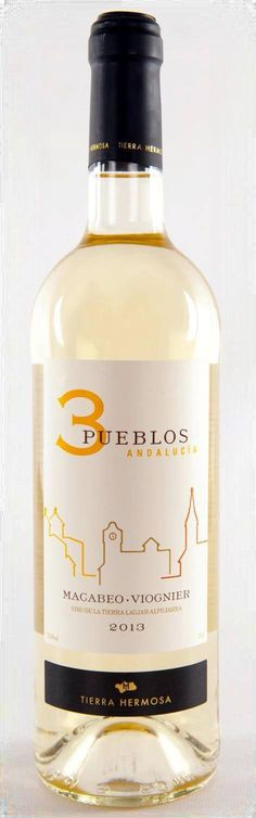 This fabulous white wine is a blend of Macabeo and Voignier grape varieties and has a lovely summer fruit taste. Congrats to Harry for producing such a peach