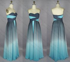 Different colors of course, but beyond PERFECT for the bridesmaid dresses