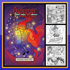 """""""Adventure Time: Playing With Fire"""" Carves Its Own Path"""