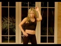 ▶ Tracy Anderson Standing Abs! - YouTube