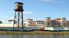 All in the Details: Disney Springs Water Tower Raised