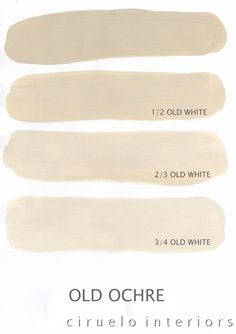 annie sloan chalk paint old ochre - Google Search