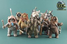 I Review the Star Wars Vintage collection Logray   http://doomkick.com/star-wars-vintage-collection-logray-ewok-medicine-man-review/