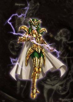 Shaina Gold Saint