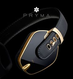 Introducing PRYMA Headphones