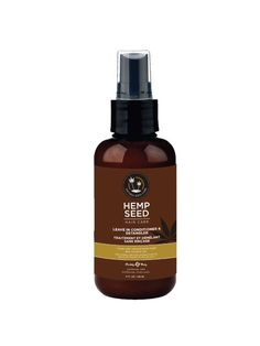 Hemp Seed Leave-In Conditioner | Shop | Official Earthly Body ®