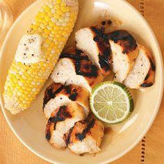 Margarita Chicken...contest winning recipe