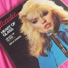 Blondie - Heart Of Glass on 12 inch