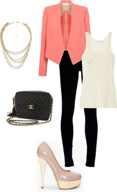 Jenna B's Audition for RMW Dallas, created by reinventmywardrobe on Polyvore