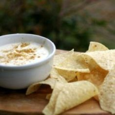 That white sauce, you know the kind, it is the third wheel that comes with your salsa at your favorite Mexican restaurant, that sweet and garlicky sauce now can be made at home. Great Recipes, Snack Recipes, Favorite Recipes, Yummy Recipes, Snacks, Pudding Recipes, Cheese Recipes, Breakfast Recipes, Yummy Food
