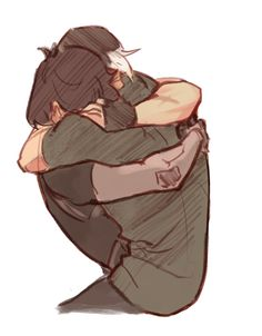 """Don't go where I can't follow you.. — noct-art:   """"You're stronger than you know."""""""
