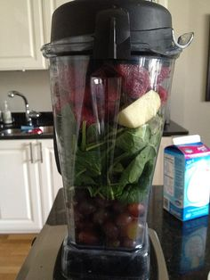 Smoothie ideas... wow, these all look awesome.  I'm going to need to invest in a good blender (vitamix!!)