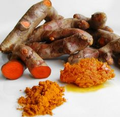 Turmeric / a cure for pain, this common healing herb contains a chemical known as curcumin has powerful anti-inflammatory effects, making it a great choice for those suffering from arthritis, tendonitis, and other auto-immune conditions. Also connected as a potential healer of ailments such as Alzheimer's disease and colon cancer / 400 mg 3 time daily (as an extract).