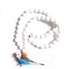 Pirates & Ponies Birdy Necklace