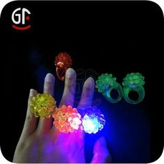 Led Flashing Rubber Ring, View flashing led party ring, GF Product Details from Shenzhen Great-Favonian Electronics Co., Ltd. on Chinaszshh.biz