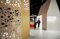 Light + Building 2014 Frankfurt – Performance in Lighting exhibit design
