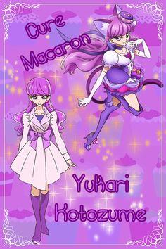 Cure Macaron (Kirakira Precure A la Mode!)