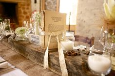 Fione wedding @ Imperfect Perfect, decor by Love & Grace