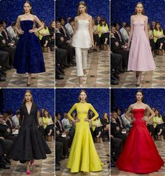 Christian Dior Haute Couture Fall 2012 Collection
