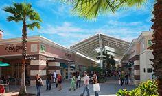 Shoppings e Outlets de Orlando