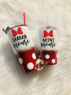 Sofia and I need this except they need to say monkey or monster! Oh my gosh Halloween and monsters Diy Tumblers, Custom Tumblers, Glitter Tumblers, Halloween, Glitter Cups, Glitter Girl, Glitter Glasses, Glitter Flats, Ideas Hogar
