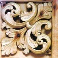 Home Decoration | Art Crafts | Ethnic Decoration: Norwegian Woodcarving - the Pinnacle of Norwegian folk art