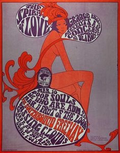 ART & ARTISTS: Psychedelic Graphics of the 1960s – part 2