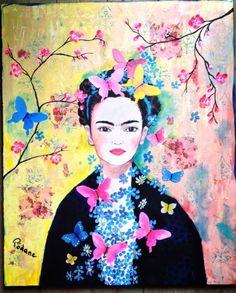 Frida aux papillonshttp://boutiques.prima.fr/podane/frida-aux-papillons-111657.html