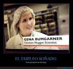 Chicken Nugget Scientist - Funny Memes : Best collection of funniest memes around the world. Updated everyday so you'll always have fresh stock of funny memes. Funny Shit, Funny Posts, The Funny, Funny Stuff, Memes Humor, New Memes, Humor Humour, Comedy Memes, Funny Quotes