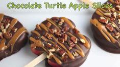 Chocolate Turtle Poke Cake - Mom Loves Baking Chocolate Turtles, Chocolate Cherry, Spritz Cookies, Sugar Cookies, Lemon Cake From Scratch, Southern Red Velvet Cake, Watergate Cake, Birthday Pancakes, Pumpkin Rolls