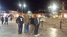 Peru Business Team in Cajamarca