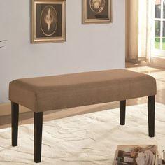 Coaster Furniture Bell Ottoman Bench | Las Vegas Furniture Online | LasVegasFurnitureOnline | LasVegasFurnitureOnline.com