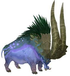 Ramasaurus from WildStar