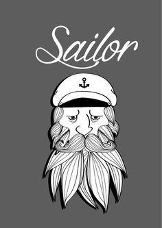 Sailor Logo on Behance