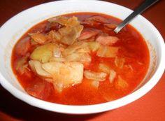 Pikantní zelná polévka Thai Red Curry, Nutella, Ethnic Recipes, Food, Drink, Author, Mascarpone, Cooking, Beverage
